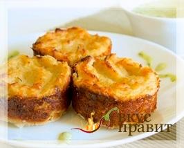 Картофельная бабка — кугелис